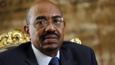 Omar el-Béchir au Caire, le 22 février 2009.