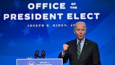 Joe Biden s'est engagé à supprimer le décret migratoire dès son arrivée à la Maison Blanche prévue le 20 janvier 2021
