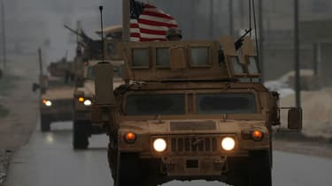 Les forces spéciales américaines vont réaliser le retour des 150 Français détenus par les Kurdes.