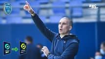 """Troyes en L1 : """"Montpellier ? Je n'ai pris aucune décision"""" précise le coach Batlles"""