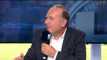 Pierre Gattaz face à Hedwige Chevrillon