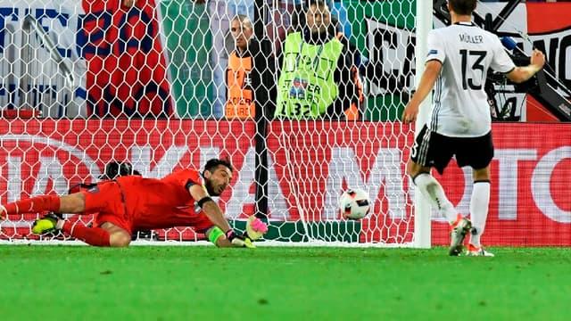 L'Allemagne est dans le dernier carré de l'Euro 2016.