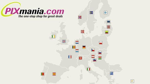 L'internationalisation de Pixmania est une des briques sur lesquelles repose son succès.