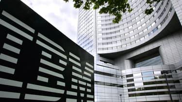 Siège social d'IBM France, à la Défense.