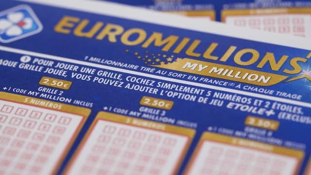 Euromillions : un tirage record ce 4 décembre (illustration)