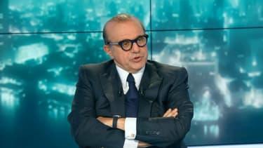 Hervé Temime sur notre antenne ce mardi soir.