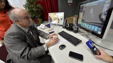 La téléconsultation devrait s'enrichir à l'avenir de photos et de vidéos, pour aider le médecin à établir son diagnostic.