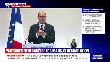 """Jean Castex: """"Les généralistes vont pouvoir vacciner les patients âgés de 50 à 64 ans atteints de comorbidité"""""""