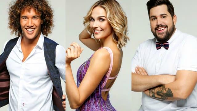 """Laurent Maistret, Camille Lou et Artus sont les trois finalistes de la 7ème saison de """"Danse avec les stars"""""""
