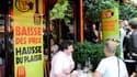 Les cafés-restaurants sont parmi les principaux bénéficiaires du travail au noir.