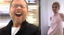 """Céline Dion répond à l'homme qui a diffusé une vidéo de lui où il reprend la chanson """"All by myself""""."""