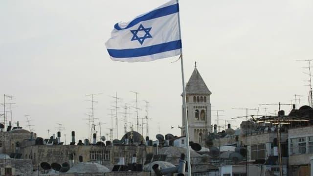 Les abords d'une colonie israélienne en Cisjordanie (photo d'illustration)