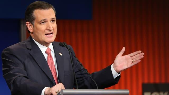 Le candidat aux primaires républicaines Ted Cruz a reçu le soutien de Jeb Bush.
