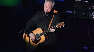 John Prine à New York en juin 2019
