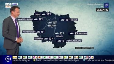 Météo Paris-Ile de France du 8 mai: Une journée grise et humide en matinée