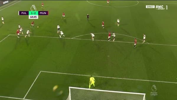 Le but de Pogba avec Manchester United contre Fulham, le 20 janvier 2021