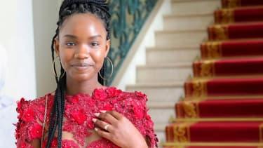 L'étudiante sénégalaise Diary Sow, à Dakar le 7 août 2020