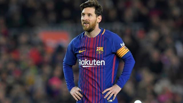 Lionel Messi - AFP