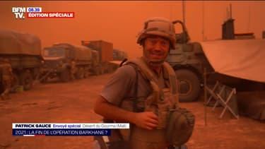 Opération Barkhane: en immersion avec les forces françaises au Mali
