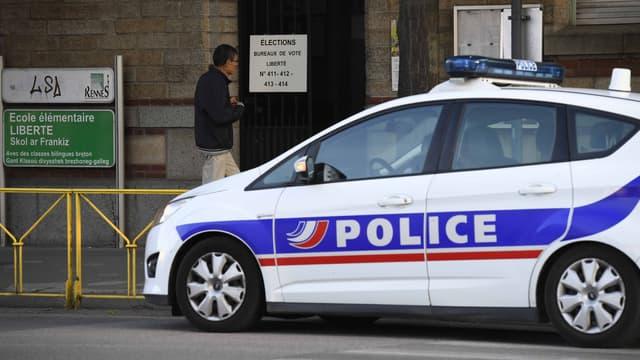 L'agresseur a été placé en garde à vue au commissariat de Valence.