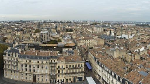 """Le marché de l'immobilier français ne serait """"qu'au début"""" de sa correction selon Standard and Poor's."""