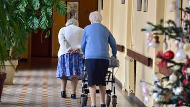 La vieille dame a expliqué qu'elle souhaitait rentrer chez elle. (Photo d'illustration)