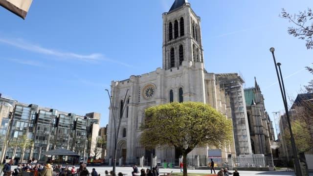 La basilique de Saint-Denis