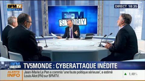 Cyberattaque: TV5Monde a repris totalement sa diffusion