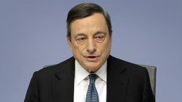 Mario Draghi est attendu au tournant