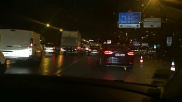 La circulation est très compliquée ce jeudi matin dans le nord-est parisien.