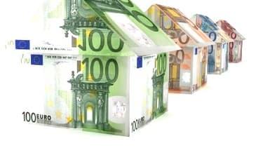 Baisse des taux immobiliers en mars