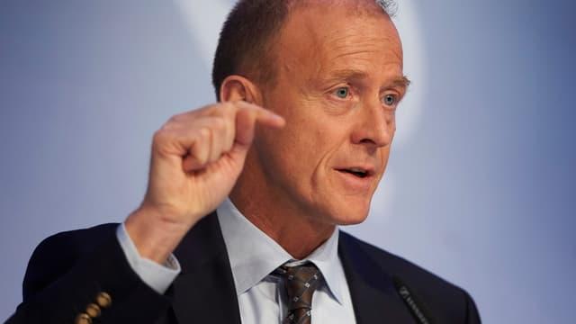 """Tom Enders """"ne peut pas exclure"""" des licenciements au sein d'Airbus."""