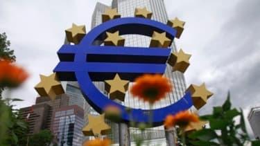 La BCE avait accorder pour plus de 1000 milliards d'euros de prêts exceptionnels, en décembre 2011 et février 2012