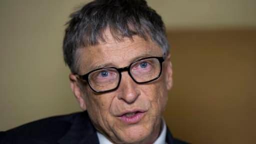 Bill Gates possède une fortune évaluée à 72 milliards de dollars.