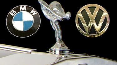 La Bavière est le berceau de BMW et d'Audi, l'une des filiales de Volkswagen