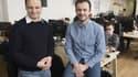 La start-up a été fondée par Éric La Bonnardière et Yvan Wibaux, deux ingénieurs de grande école (diplômés respectivement de Supélec et Centrale Paris).