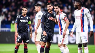 Olympique Lyonnais-Monaco, le 16/10/2021