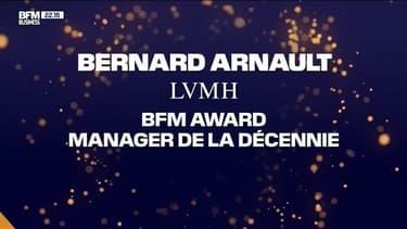 BFM Awards 2020: Bernard Arnault remporte le Grand prix du manager de la décennie