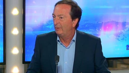 Michel-Edouard Leclerc était l'invité de BFM Business, ce mercredi 25 juin.
