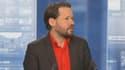 """François Delapierre, secrétaire national du Parti de gauche, s'est défendu de tout """"acharnement contre le PS"""" sur le plateau de BFMTV."""