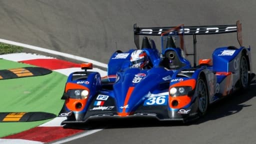 L'Alpine A450b est le prototype qui sera sur la ligne de départ au Mans ce 14 juin.