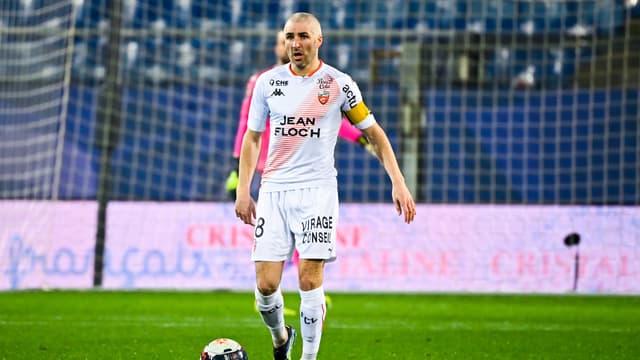 Fabien Lemoine et Lorient face au Puy