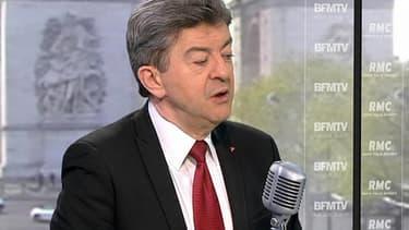 Jean-Luc Mélenchon invite Arnaud Montebourg à rejoindre le Front de gauche s'il se fait virer du gouvernement.
