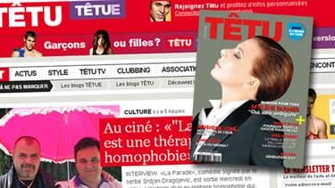 Un an après une tentative de relance en kiosques, le magazine Têtu a été placé en liquidation judiciaire.
