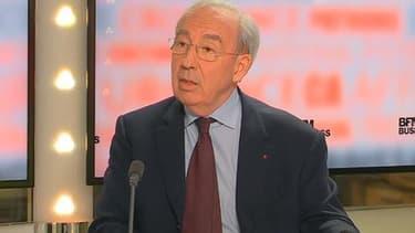 Jean-François Pillard a appelé à recréer les conditions de la croissance et de l'emploi.