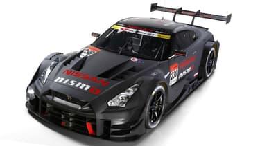 La nouvelle Nismo GT-R GT500 prête pour 2017