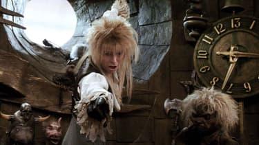 David Bowie dans Labyrinth