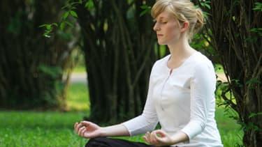 La méditation peut permettre de travailler sa prise de décision.