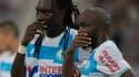 Bafétimbi Gomis et Lassana Diarra
