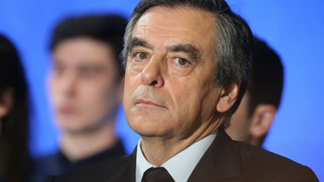 """François Fillon opte désormais pour une stratégie """"complotiste"""". (Photo d'illustration)"""